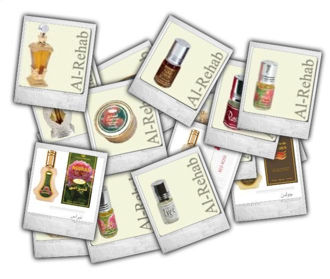 عطور الرحاب Rehab Perfumes