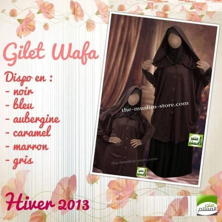 Gilet Wafa