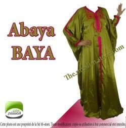 عباية بيّة Abaya Baya