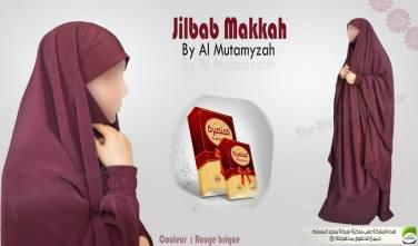 جلباب مكّة Jilbab Makkah